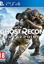 Tom Clancy's. Ghost Recon: Breakpoint [PS4, Русская версия]