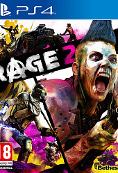 Sony PS4 Rage 2 Standart Edition