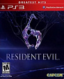 Resident Evil 6 (Greatest Hits) [PS3, Русские субтитры]