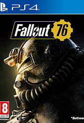 Sony PS4 Fallout 76 Standart Edition