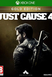 Just Cause 4. Gold Edition [Xbox One, английская версия]