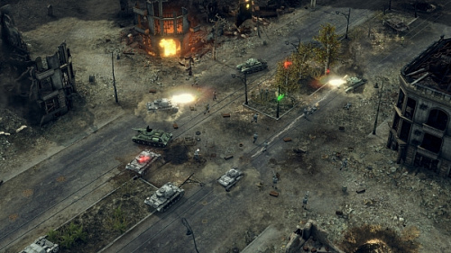 Sudden Strike 4 в наличии для PS4!