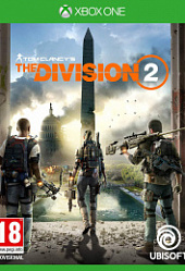Microsoft Xbox One Tom Clansy's The Division 2 Standart Edition