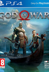 God of War [PS4, русская версия]