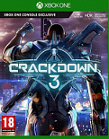 Crackdown 3 [Xbox One, русская версия]